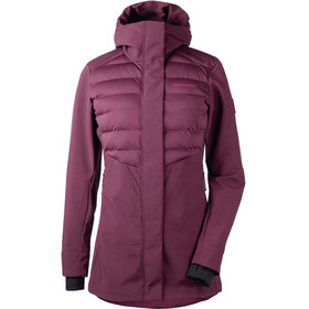Didriksons 1913 Linda Parka Women Wine Red
